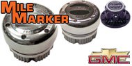Mile Marker Lockout Hubs<br /> Chevy/GMC