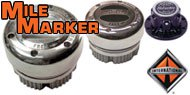Mile Marker Lockout Hubs for International Harvester