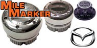 Mile Marker Lockout Hubs for Mazda