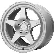 Motegi Racing MR137 Hyper Silver Wheels