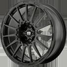 Motegi Racing Wheels<br /> MR119 Satin Black