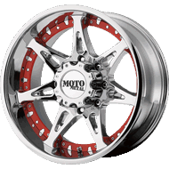 MOTO METAL Wheels <br>MO961 Chrome