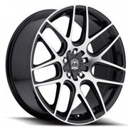 Motiv Wheels<br /> 409 MB Magellan Machined Face