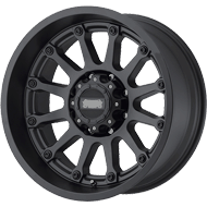 MOTO METAL Wheels <br>MO971 Satin Black