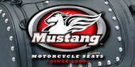 Mustang Motorcycle Luggage