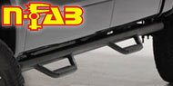 N-Fab <br>Nerf Bars and Step Bars