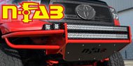 N-FAB Full Replacement<br /> R.S.P. Front Bumper