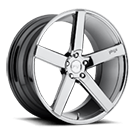 Niche Wheels Milan SUV M132 <br />Chrome