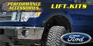 Performance Accessories Ford Lift Kits