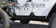 Poison Spyder <br>JK Body Armor