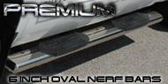 Premium <br />6 Inch Oval Nerf Bars