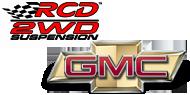 RCD Suspension <br>Chevy/GMC 2WD