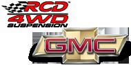 RCD Suspension <br>Chevy/GMC 4WD