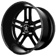 American Force Wheels<br /> REBEL SS5 Black
