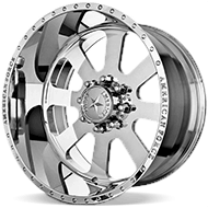 American Force Wheels<br> RECON SS8 Polished