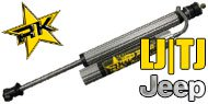 Rock Krawler<br />TJ/LJ RRD Shocks