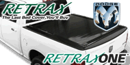 Dodge RetraxONE <br>Tonneau Covers