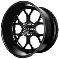 American Force Wheels<br /> SHIELD SS6 Black