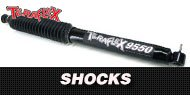 TeraFlex Jeep <br>Shocks
