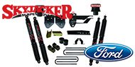 Skyjacker Suspension <br>Ford