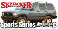 Skyjacker Jeep Sports Series Suspension Lifts - Cherokee