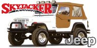 Skyjacker Jeep Suspension Lifts - YJ Wrangler