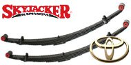 Toyota <br>Skyjacker Softride® <br>Leaf Springs
