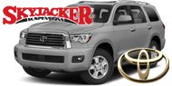 Skyjacker Suspension Lifts <br>Sequoia