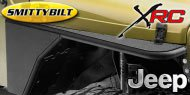 Smittybilt Jeep Tube Fenders