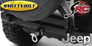 Smittybilt Jeep Bumper <br>SRC Classic Rear Bumper