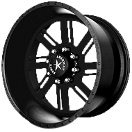 American Force Wheels<br> SHIFT SS8 Black