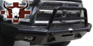 Tough Country <br /> Apache Front <br /> Replacement Bumper