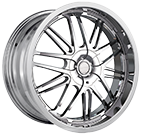 Touren Wheels<br /> TR7 Chrome