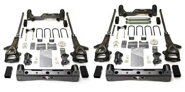 suspension trailmaster dodge lift kits ram 1500