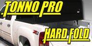 Tonno Pro Hard Fold Tonneau Covers