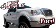 Ford Tuff Country Leveling Kits