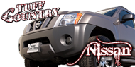 Tuff Country Suspension - Nissan
