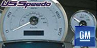 US Speedo Escalade Gauge Kits