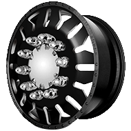 American Force Wheels<br /> VICE Black