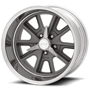 American Racing VN Wheels <br />VN427 Shelby Cobra Mag Gray