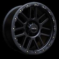 Vision Wheels 111 Nemesis </br>Matte Black