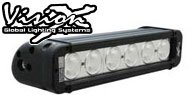 VisionX LED Evo Prime Light Bar Series