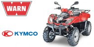 WARN Mounting Systems for Kymco ATVs