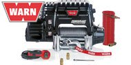 Warn PowerPlant™ Dual Force HD 12K <br>Electric Winch