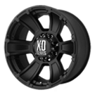 XD796 Revolver Wheels<br> Matte Black