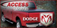 Access Limited Edition Tonneau Covers for Dodge