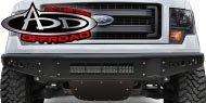Addictive Desert Designs </br> Venom Front Bumper
