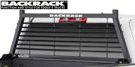 BackRack Headache Racks <br>Louvered Frames