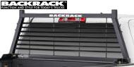 BackRack Headache Racks <br>Louvered Frames