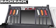 BackRack Headache Racks <br>Three Light Frames